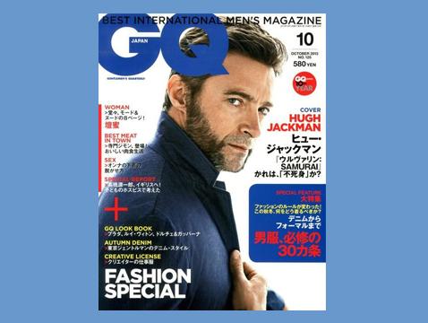 GQ JAPAN No.125